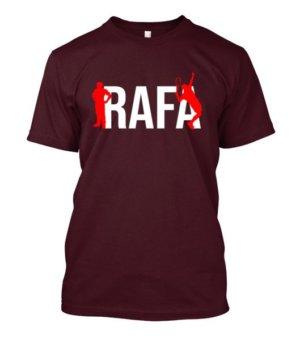 RAFA, Men's Round T-shirt