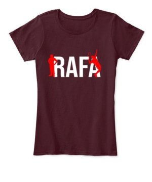 RAFA, Women's Round Neck T-shirt