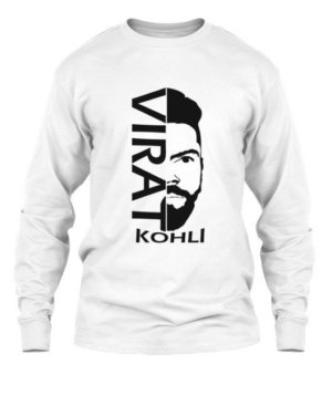 Virat Tshirt, Men's Long Sleeves T-shirt