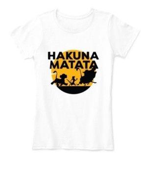 Hakuna Matata, Men's Round T-shirt