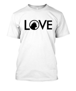Love Cats, Men's Round T-shirt