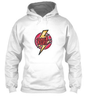 Rock n roll, Men's Hoodies