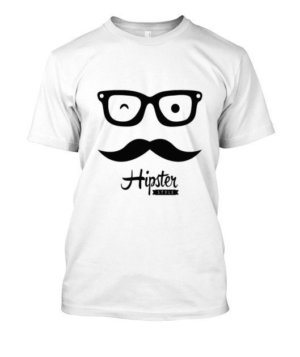 Hipster, Men's Round T-shirt
