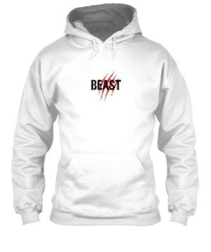 Beast, Men's Hoodies