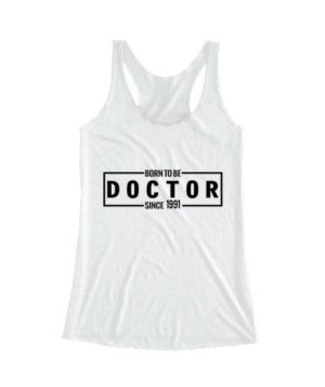 Born to be DOCTOR, Women's Tank Top