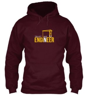 Trust me ENGINEER, Men's Hoodies