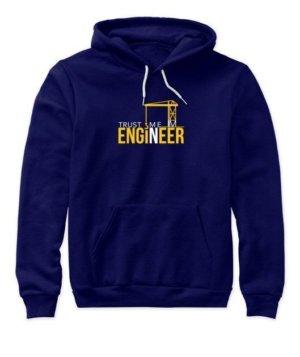 Trust me ENGINEER, Women's Hoodies