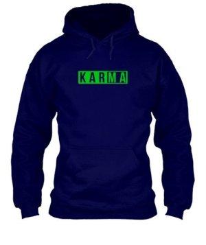KARMA, Men's Hoodies
