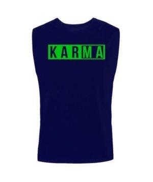 KARMA, Men's Sleeveless T-shirt