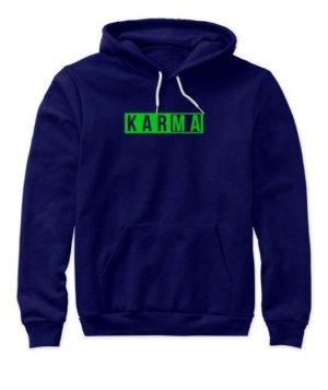 KARMA, Women's Hoodies
