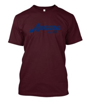 Awaara Since 1991 customize t-shirt, Men's Round T-shirt