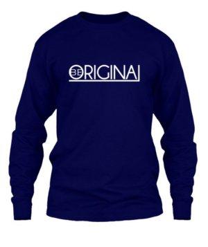 BE ORIGINAL, Men's Long Sleeves T-shirt