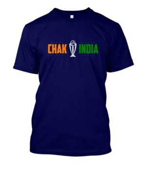 chak de india, Men's Round T-shirt