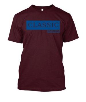 CLASSIC BANDA, Men's Round T-shirt