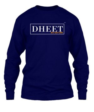 DHEET by nature, Men's Long Sleeves T-shirt