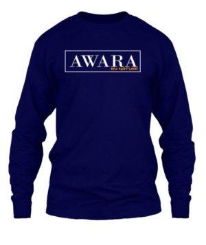 AWARA by nature, Men's Long Sleeves T-shirt