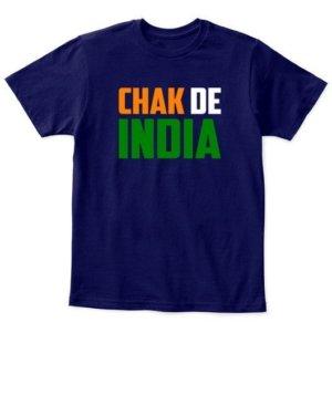 Chak de India, Kid's Unisex Round Neck T-shirt