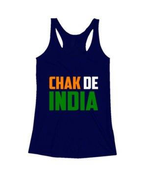 Chak de India, Women's Tank Top