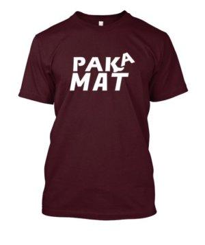 Paka Mat, Men's Round T-shirt