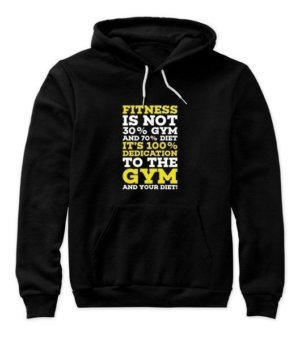 fitness, Women's Hoodies