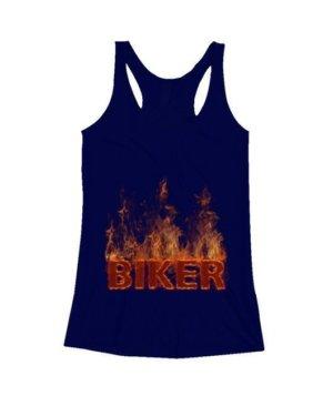 BIKER, Women's Tank Top