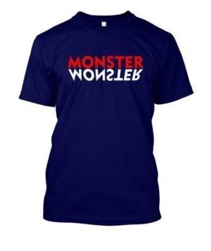 MONSTER, Men's Round T-shirt