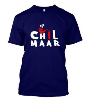 Chil Maar, Men's Round T-shirt