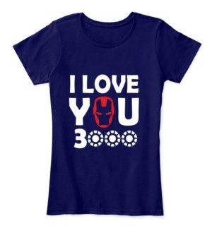 I Love you 3000 Ironman