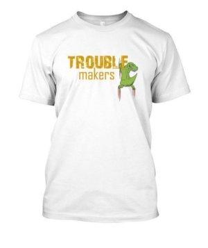 Trouble Maker, Men's Round T-shirt