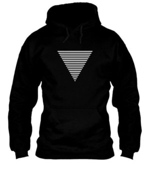 Triangle, Men's Hoodies