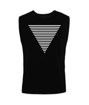 Triangle, Men's Sleeveless T-shirt