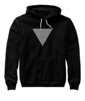 Triangle, Women's Hoodies