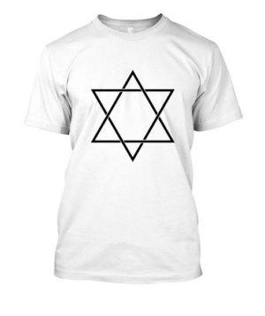 star triangle, Men's Round T-shirt