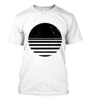 sliced circle, Men's Sleeveless T-shirt