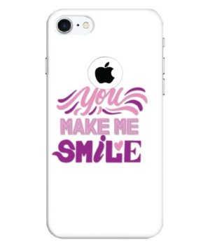 You make me smile, Phone Cases