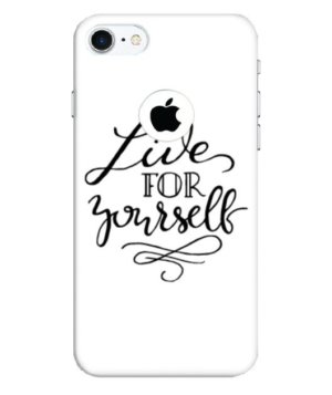 Live for yourself –  Phone Cases for Everyone, Phone Cases