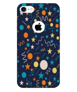 Splash Shapes Phone Case Pattern, Phone Cases