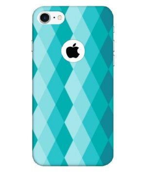 Blue Ceramic Tile Pattern Cases, Phone Cases