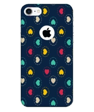 Beautiful Hearts seamless Pattern Cases