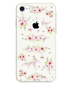 Pink Vintage flowers, Phone Cases