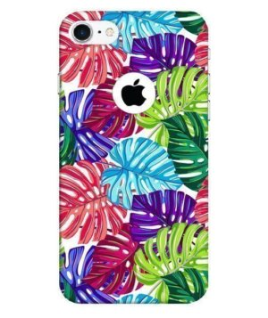 Colorful Leaves Case, Phone Cases