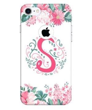 Floral Letter – S