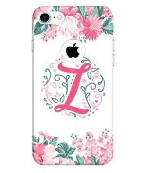 Floral Letter – Z, Phone Cases