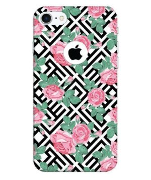 Classic floral pattern, Phone Cases