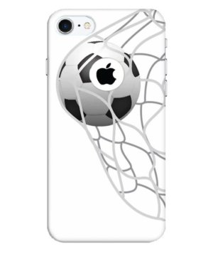 Football in the net, Phone Cases