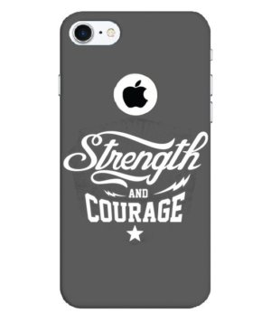 Strength in courage