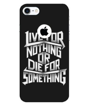 Live for nothing, Phone Cases