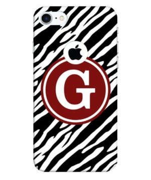 Zebra Pattern – G, Phone Cases