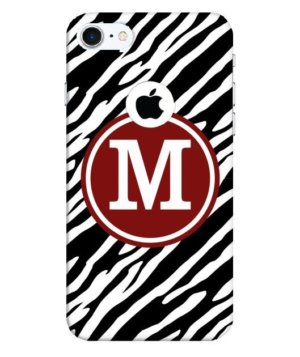 Zebra Pattern – M, Phone Cases