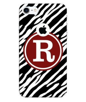 Zebra Pattern – R, Phone Cases